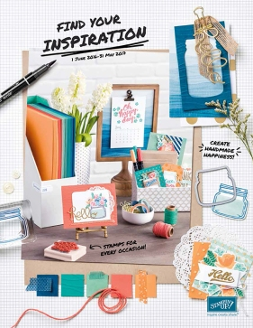 Stampin' Up! 2016 Annual Catalogue