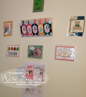 Rose Packer CreativeRoses Stampin' Up!