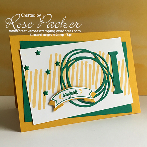 Rose Packer Creative Roses Stampin' Up! Swirly Scribbles Playful Backgrounds Thoughtful Banners