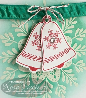 Rose Packer, Creative Roses, Stampin' Up!, Seasonal Bells