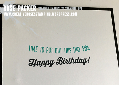 Rose Packer, Creative Roses, Stampin' Up!, Birthday Blast