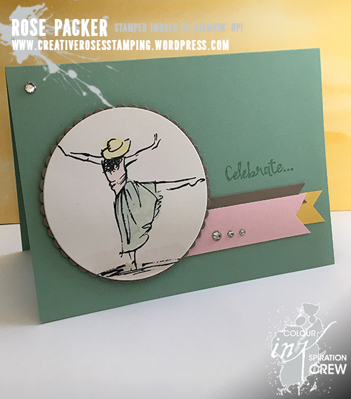 Rose Packer, Creative Roses, Stampin' Up! Beautiful You
