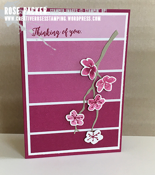 Rose Packer, Creative Roses, Stampin' Up! Color Theory Suite, Colorful Seasons, Seasonal Layers thinlit dies