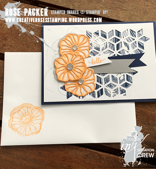 Rose Packer, Creative Roses, Stampin' Up! Oh So Eclectic