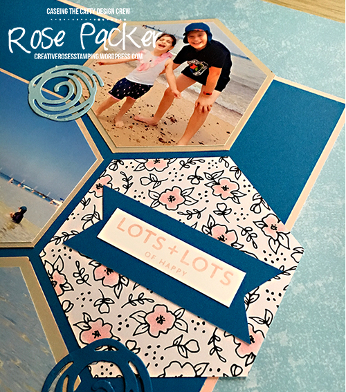 Rose Packer, Creative Roses, Stampin' Up!, Lots of Happy Card kit, Scrapbooking