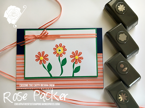 Rose Packer, Creative Roses, Stampin' Up!, Happiness Blooms, Bloom by Bloom, Bitty Bloom punch pack