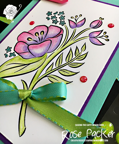 Rose Packer, Creative Roses, Stampin' Up!, All That You Are