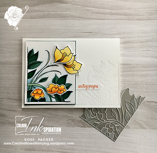 Rose Packer, Creative Roses, Stampin' Up!, Serene Garden stamp set, Serene Scene thinlit dies