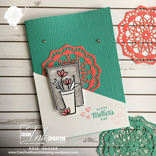 Rose Packer, Creative Roses, Stampin' Up!, Just Because