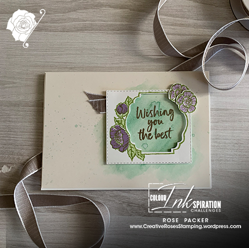 Rose Packer, Creative Roses, Stampin' Up!, Tags in Bloom, Sale-a-Bration