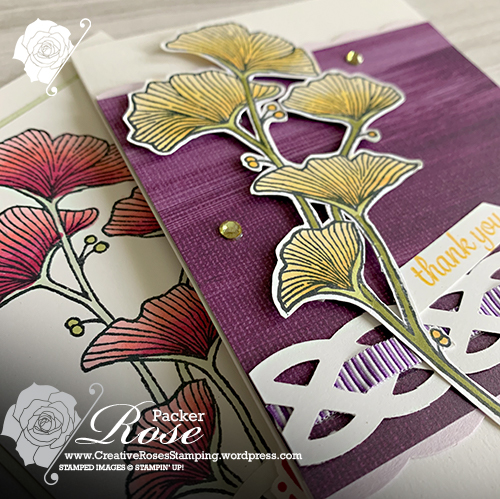 Rose Packer, Creative Roses, Stampin' Up!, Beautifully Braided bundle