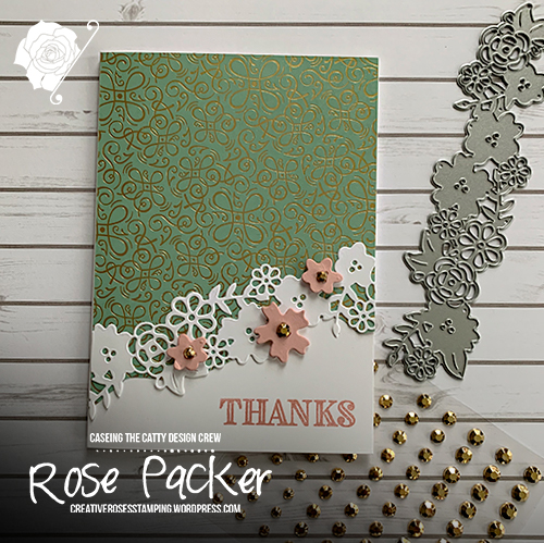 Rose Packer, Creative Roses, Stampin' Up!, Ornate Garden suite