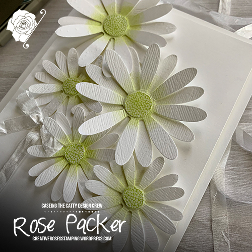 Rose Packer, Creative Roses, Stampin' Up!, Daisy Lane, Daisy Punch