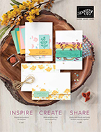 Stampin' Up! catalogues
