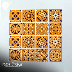 Rose Packer, Creative Roses, Stampin' Up!, Today's tiles, stamparatus
