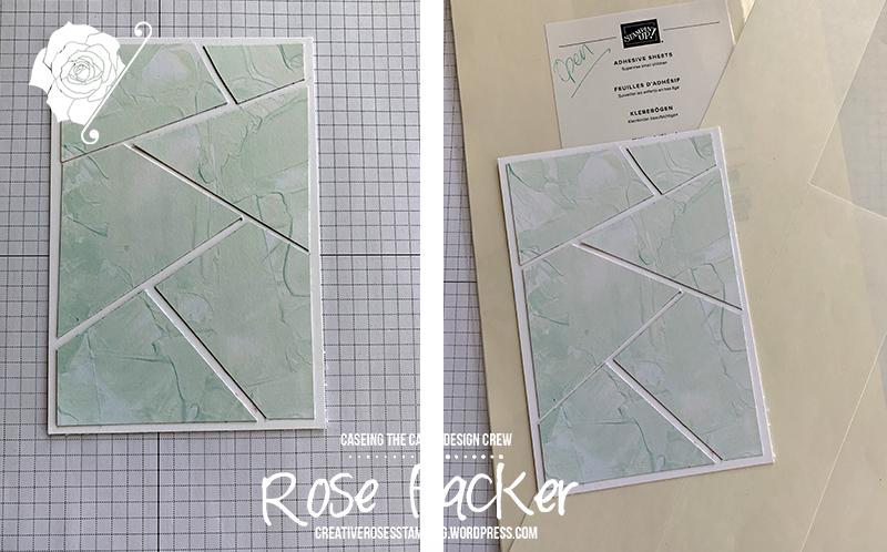 Rose Packer, Creative Roses, Stampin' Up!, Fine Art Floral suite, Many Message bundle