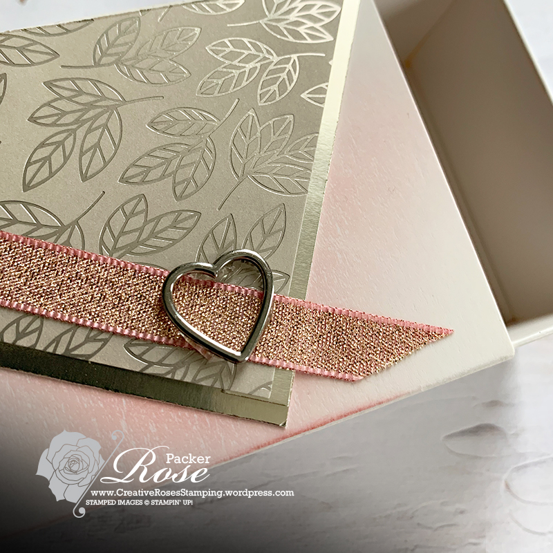 Rose Packer, Creative Roses, Stampin' Up!, Love You Always suite, You Can Create It kits