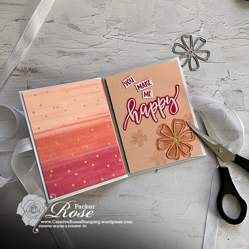 Rose Packer, Creative Roses, Stampin' Up!, Sweet Little Valentines Cards and More pack