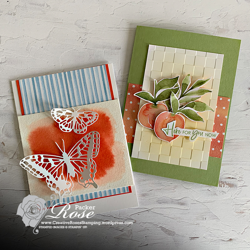 Rose Packer, Creative Roses, Stampin' Up!, YCCI kit,