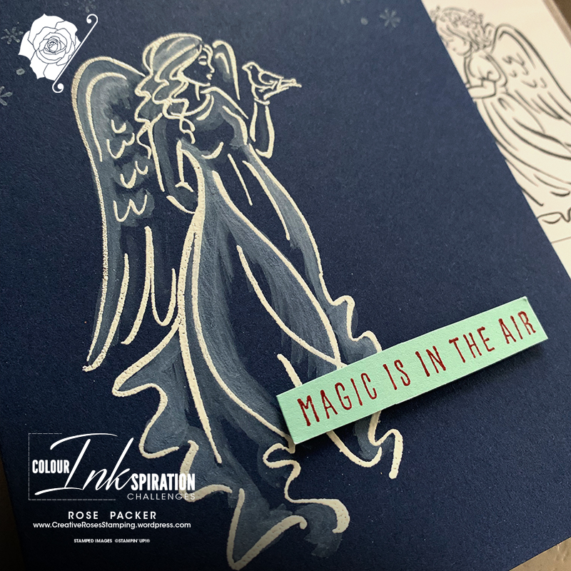 Rose Packer, Creative Roses, Stampin' Up!, Angels of Peace